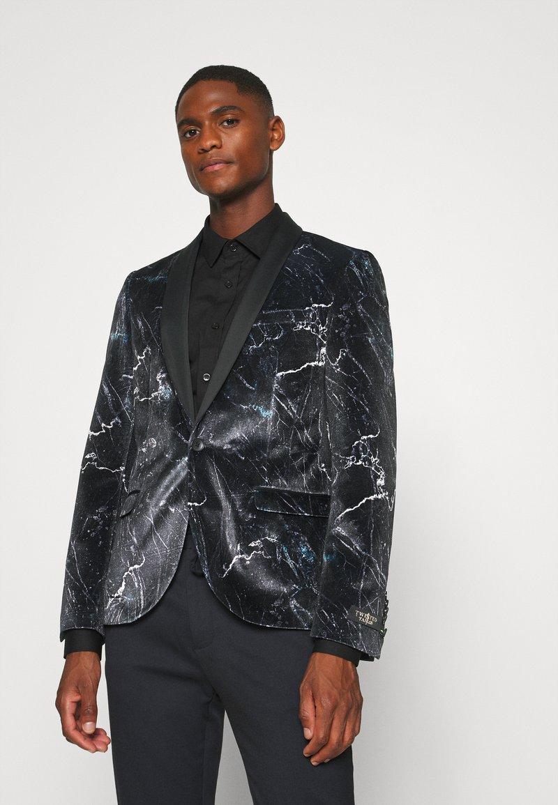 Twisted Tailor - MARON - Blazer jacket - black