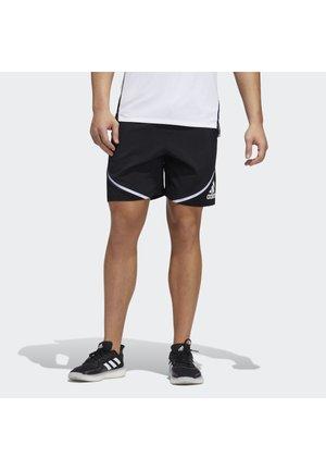 PRIMEBLUE SHORTS - kurze Sporthose - black