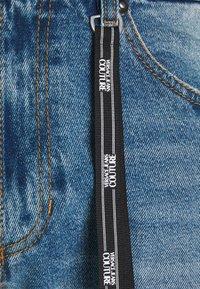 Versace Jeans Couture - DRILL - Slim fit jeans - light-blue denim - 8