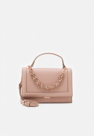YAEWIA - Handbag - blush/rose gold-coloured