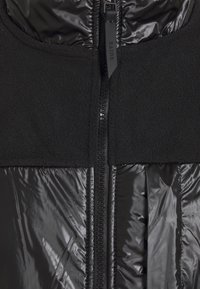 Rains - JACKET UNISEX - Fleecová bunda - black - 2