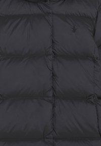 Polo Ralph Lauren - CHANNEL OUTERWEAR - Kabát zprachového peří - black - 2