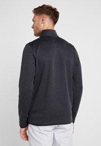 Under Armour - SWEATERFLEECE 1/2 ZIP - Sweatshirt - black - 2