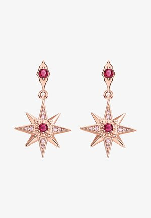STERN - Earrings - pink/rose gold-coloured
