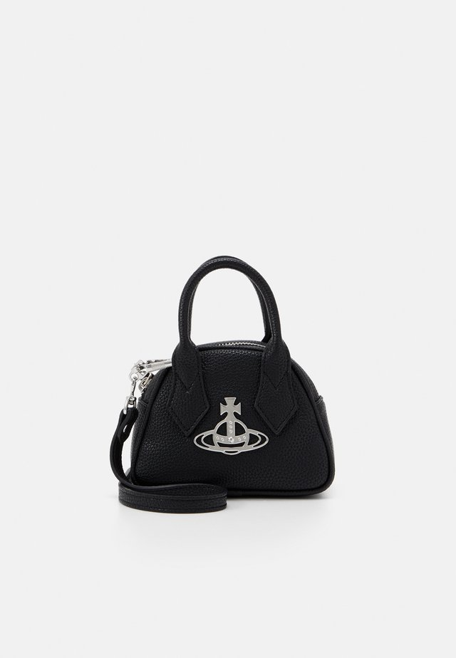 JOHANNA MINI YASMINE - Handbag - black
