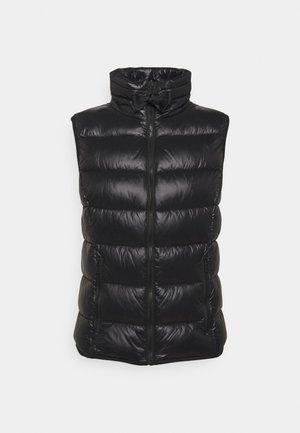 FANDICE - Waistcoat - black