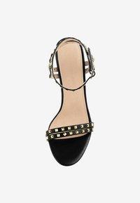 PRIMA MODA - OLBA - High heeled sandals - black - 1