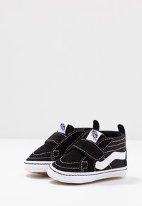 Vans - SK8 - Scarpe neonato - black/true white - 3