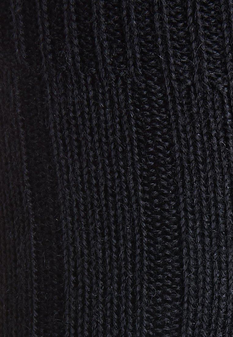 Falke Knestrømper - Black/svart