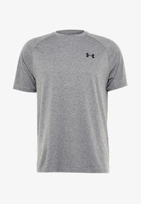 Under Armour - Sports shirt - charcoal light heather/black - 4