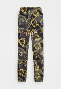 Versace Jeans Couture - MAN TROUSER - Tracksuit bottoms - nero - 5