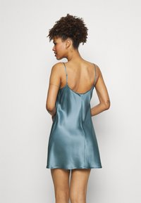 La Perla - SHORT SLIPDRESS - Nightie - light blue - 2