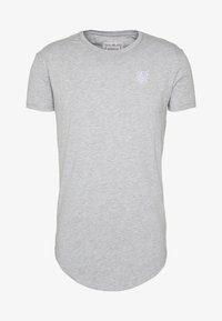 SIKSILK - T-shirt basic - grey marl