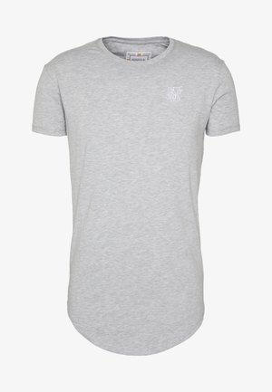 Basic T-shirt - grey marl