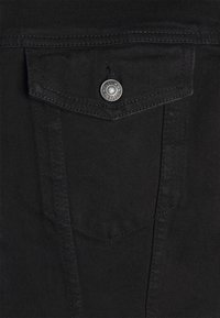 Denim Project - PLUS KASH JACKET - Denim jacket - black - 2