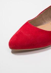 Tamaris - Ballet pumps - lipstick - 2