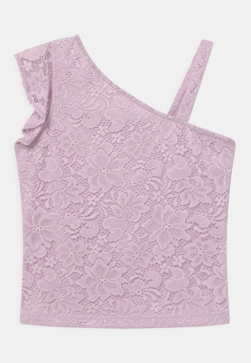 Lindex - CAMILLE - Top - light lilac