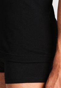 TOM TAILOR - 2 PACK - Undershirt - black - 5