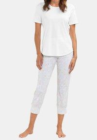 Rösch - Pyjama top - weiß - 1