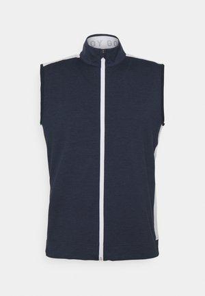 CLOUDSPUN VEST - Bodywarmer - navy blazer/heather bright white