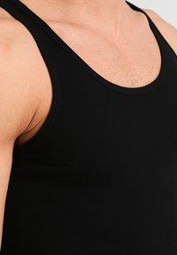 Schiesser - Hemd - schwarz - 4