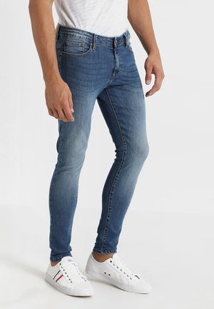 HARRY - Skinny-Farkut - blue denim