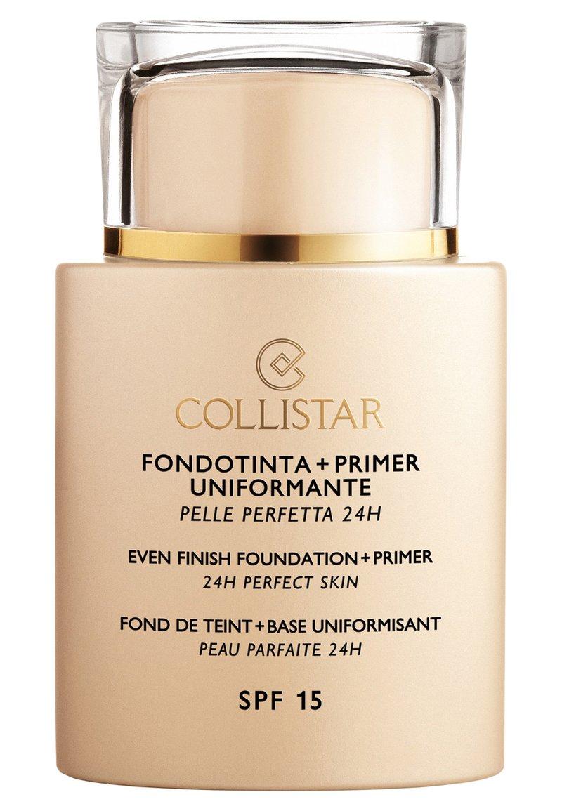 Collistar - EVEN FINISH FOUNDATION+PRIMER - Fond de teint - n.5 ambra