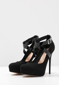 Even&Odd - Zapatos altos - black - 4