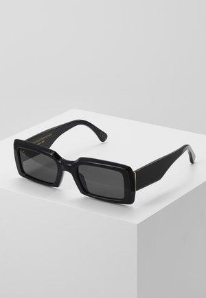 SACRO DARK HAVANA - Sunglasses - black
