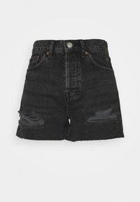 BDG Urban Outfitters - PAX - Farkkushortsit - black - 3