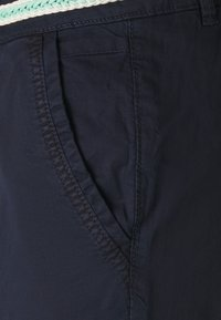 Esprit - SLIM - Trousers - navy - 2