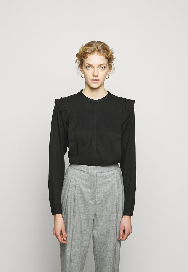 PRALENZA HAYLIN SHIRT - Hemdbluse - black