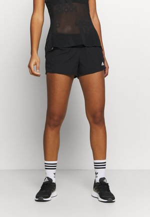 RUN IT - Urheilushortsit - black