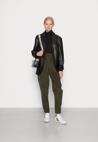 More & More - TROUSER - Trousers - autumn forest - 1