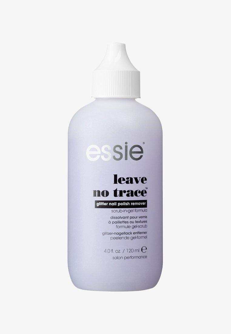 Essie - NAIL POLISH REMOVER LEAVE NO TRACE - Nail polish remover - leave no trace