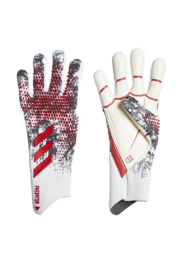 PREDATOR 20 PRO MANUEL NEUER GOALKEEPER GLOVES - Gants de gardien de but - white