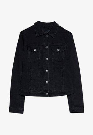 SLIM-FIT - Denim jacket - black denim