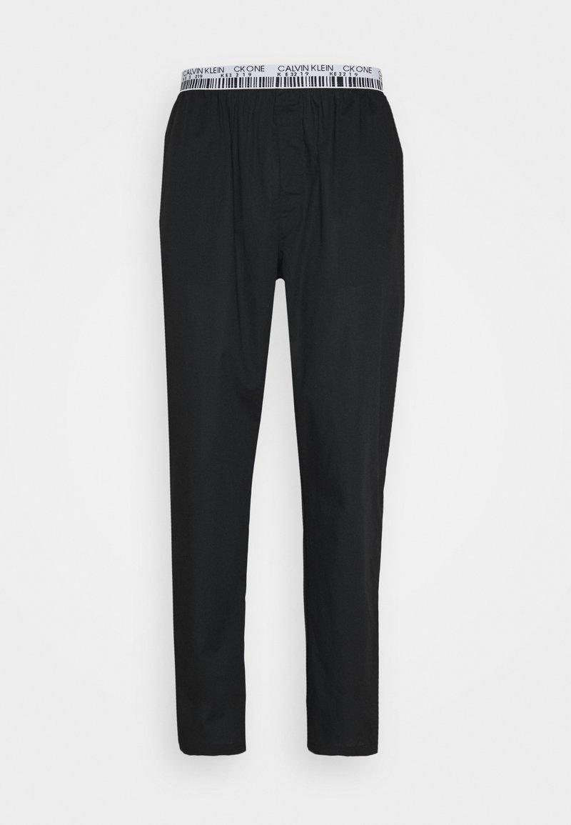 Calvin Klein Underwear - SLEEP PANT - Pyjama bottoms - black