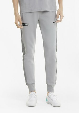 Tracksuit bottoms -  team silver