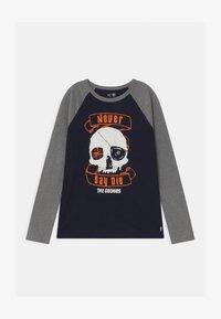 GAP - BOYS HALLOWEEN GOONIES  - Long sleeved top - heather grey - 0