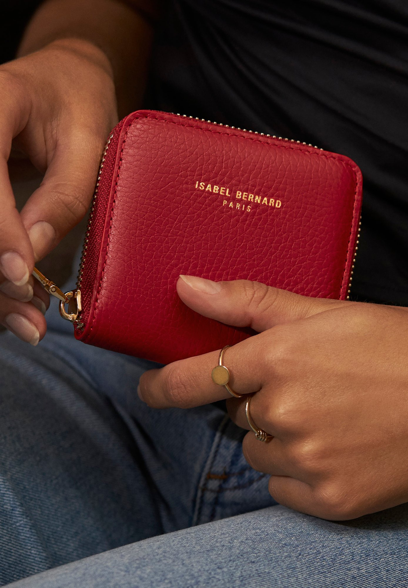 Women ISABEL BERNARD PORTEMONNAIES  - Wallet