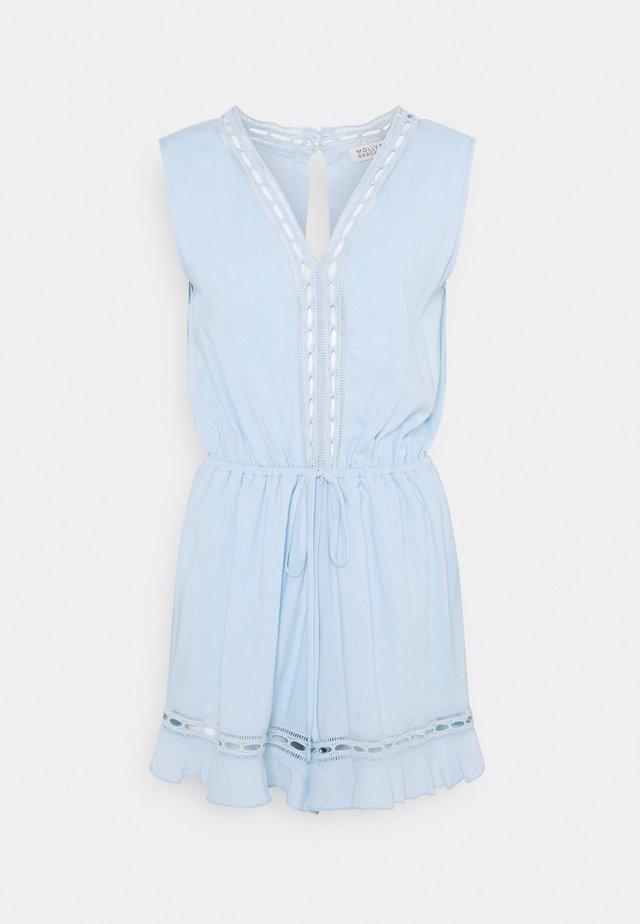 EXCLUSIVE PLAYSUIT - Jumpsuit - light blue