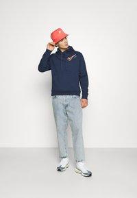 Nike Sportswear - SOS HOODIE  - Hoodie - midnight navy - 1