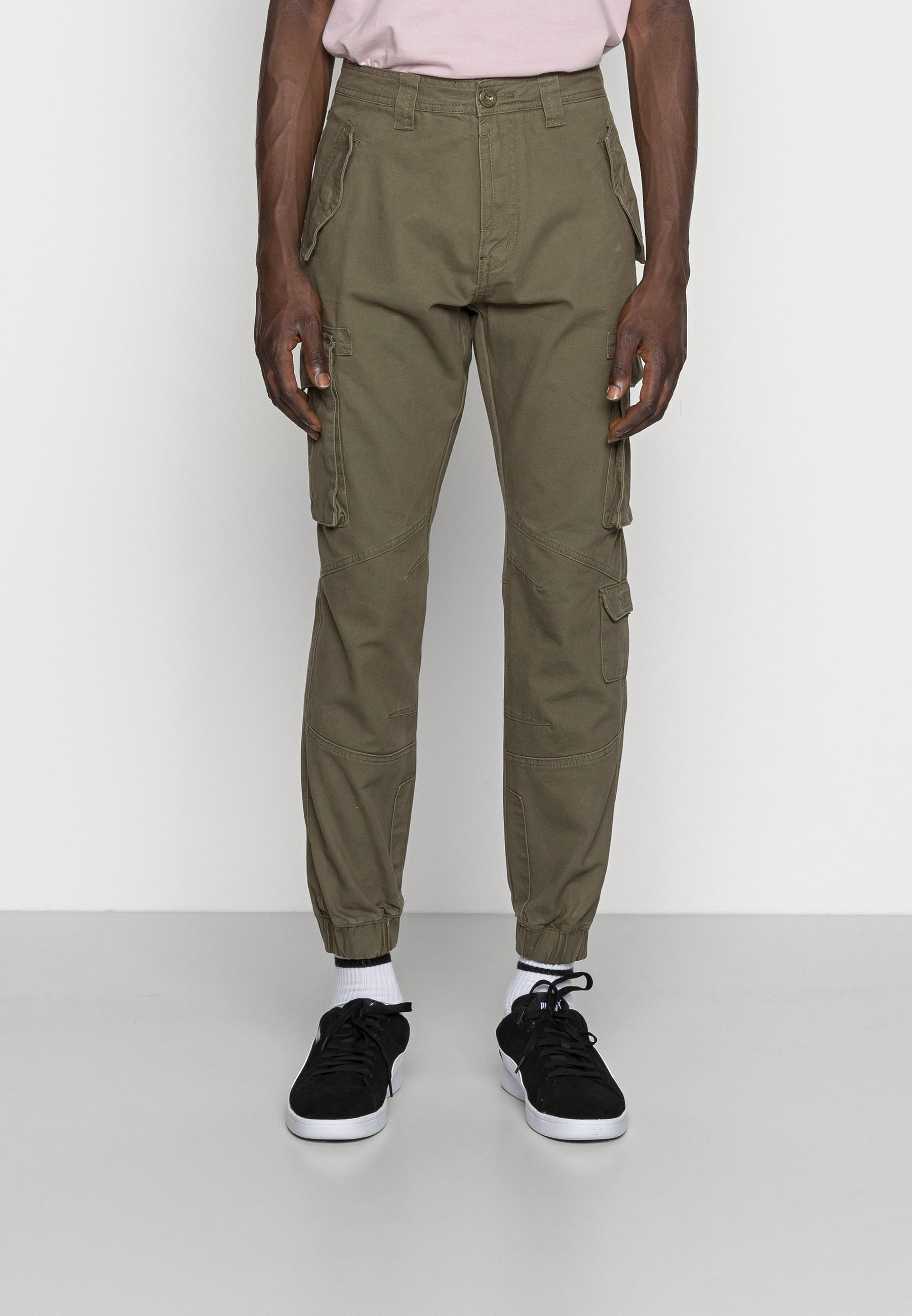 Men MILITARY PANT - Cargo trousers