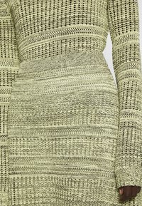 Proenza Schouler White Label - Maksihame - pale yellow - 4