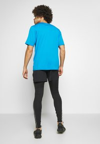 Jack & Jones Performance - JCOZRUNNING - Tights - black