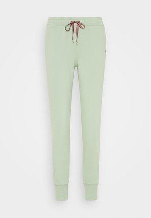 SWEATPANTS - Teplákové kalhoty - mint