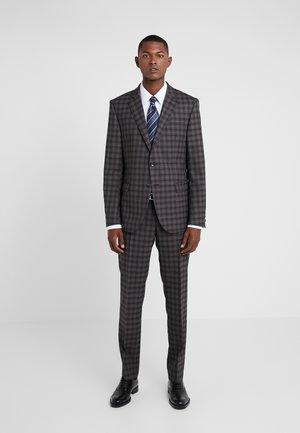 HERBY BLAYR - Suit - grau/braun