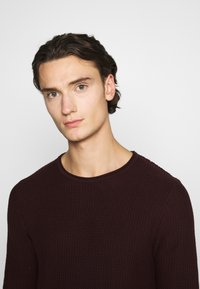 Jack & Jones PREMIUM - CARLOS NOOS - Jumper - port royale - 3