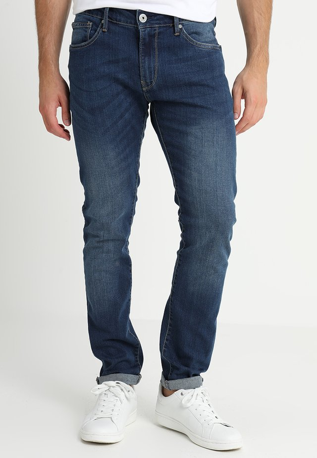LIAM - Slim fit jeans - dark blue
